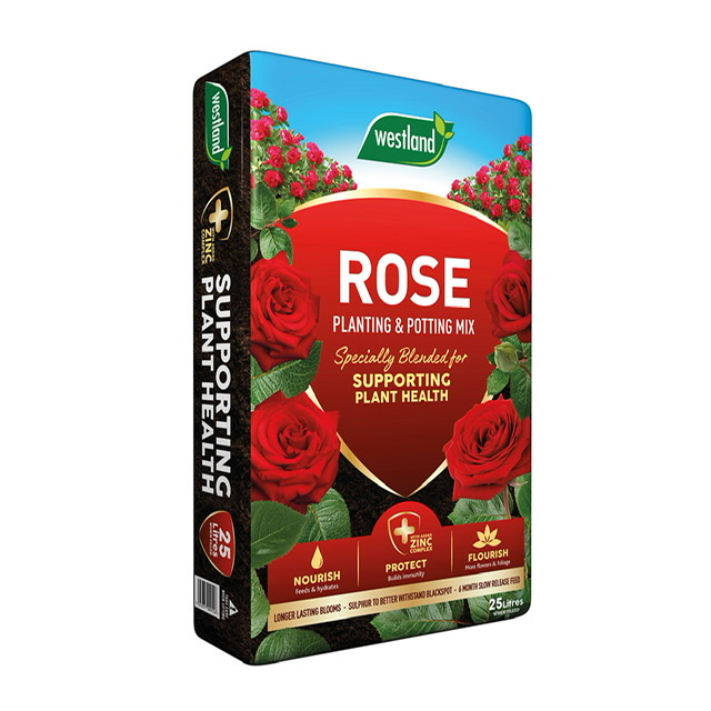 Rose Planting & Potting Mix 60L