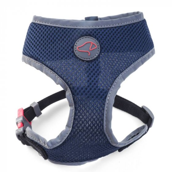 WalkAbout Dog Comfort Harness - Navy