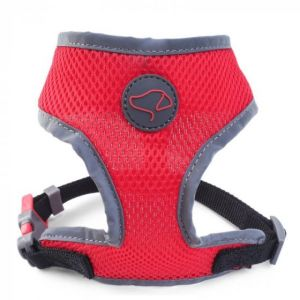 WalkAbout Dog Comfort Harness - Red