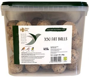 Henry Bell - Fat Balls (Tub of 50)