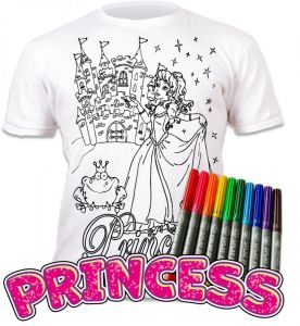 Splat T-shirt - Princess